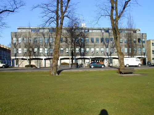 Cambridge 2000 Parkside Police Headquarters