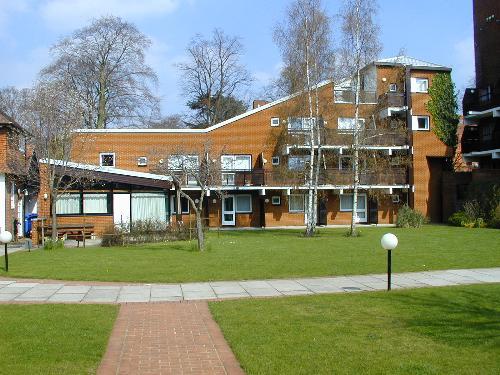 Cambridge 2000 Clare Hall Herschel Road Michael Stoker Building