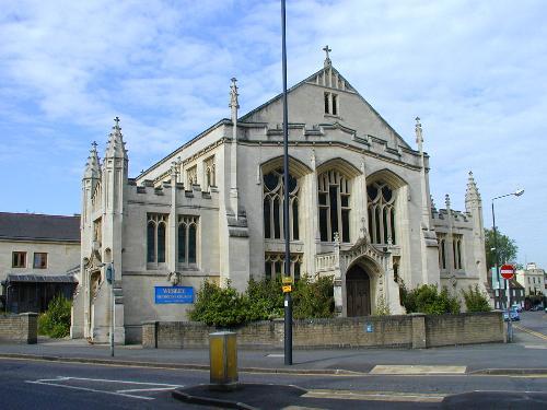 Cambridge 2000: Christ's Pieces: WESLEY METHODIST CHURCH