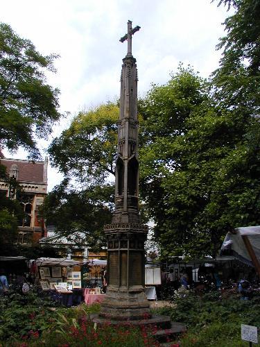 St john s street all saints garden basil chneys