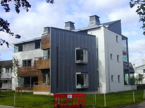 Cambridge 2000 Clare Hall West Court Salje Building International Study And Resource Centre