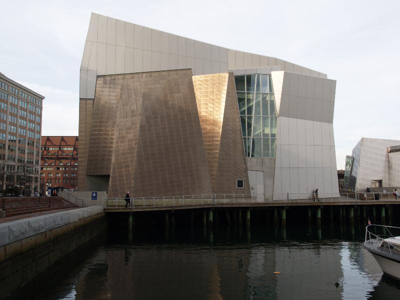 New England Aquarium & IMAX Theatre - ccsprojects.com