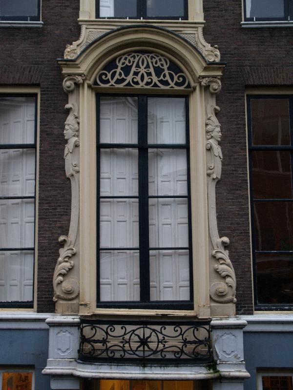 Utrecht netherlands kromme nieuwegracht 43 window for 18th century window
