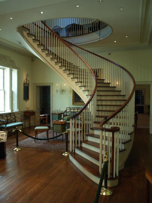 winterthur delaware winterthur estate montmorenci stair