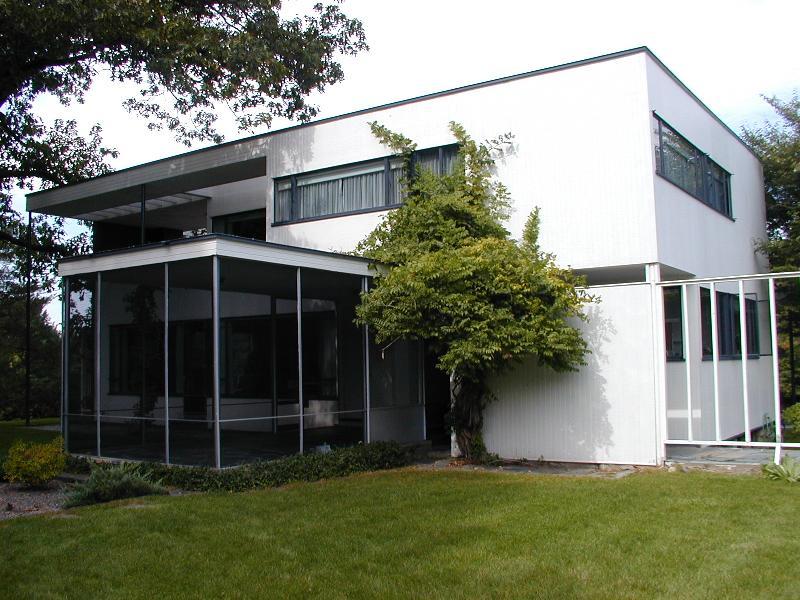 包豪斯风格,欧式别墅,成为国内很多房地产项目的高档