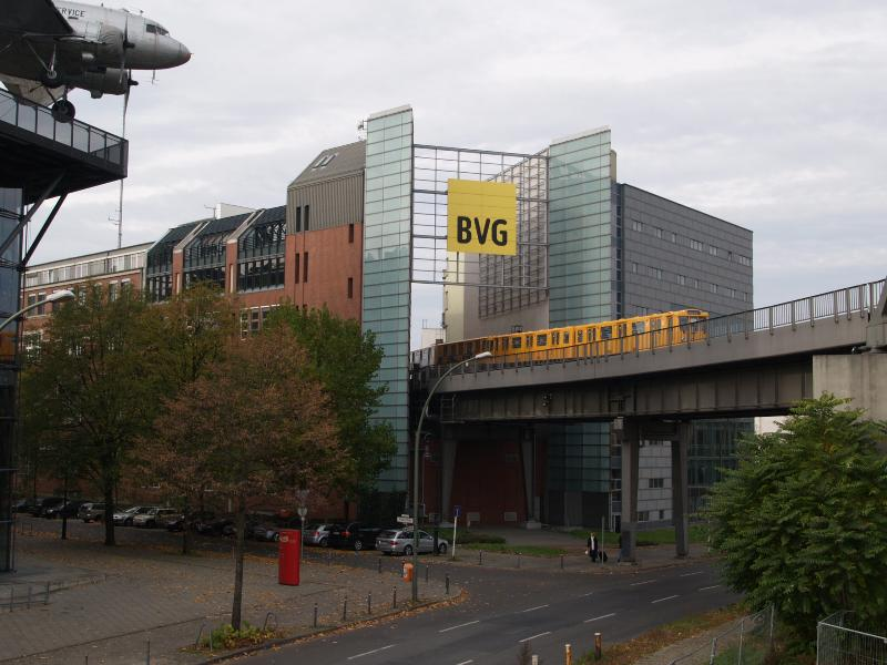 berlin germany bvg view. Black Bedroom Furniture Sets. Home Design Ideas
