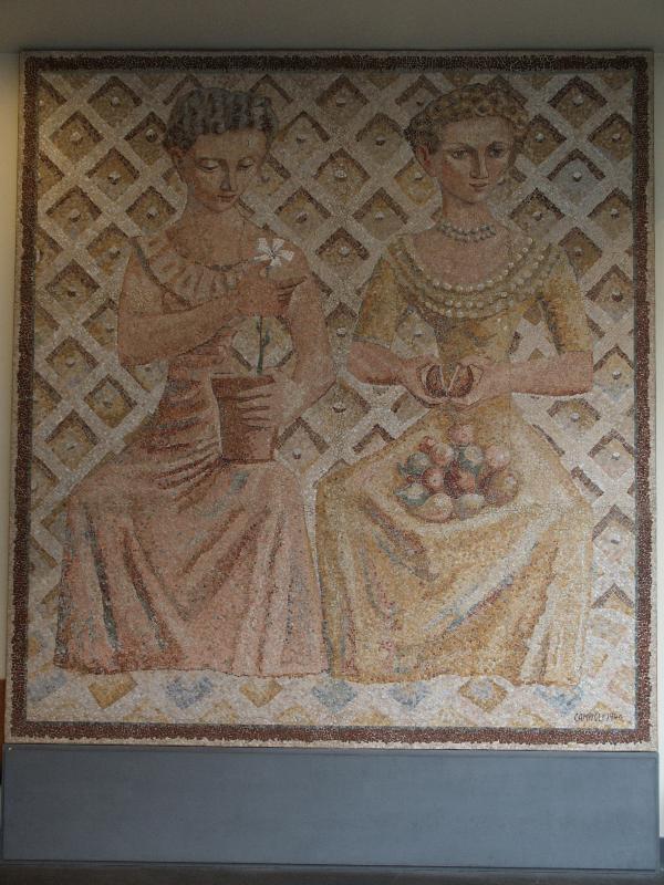 Vatican City: Vatican Museum: Iustitia Et Pax