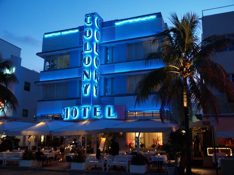 Miami Beach Florida Miami Beach Florida Colony