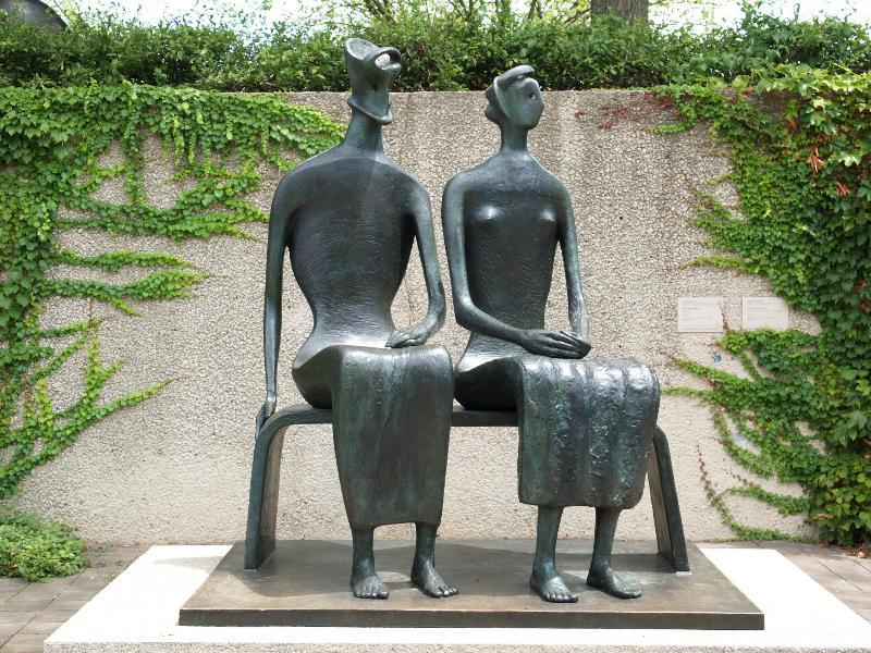 Washington Dc Hirshhorn Museum And Sculpture Garden